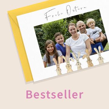 Osterkarten Bestseller