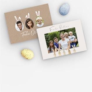 Grußkarten zu Ostern