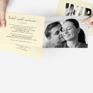 Einladungskarten Inspiration Inhalt