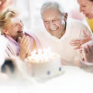 Einladungskarten Inspiration Senioren
