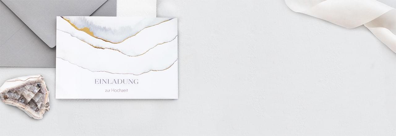 Außergewöhnliche Einladungskarten
