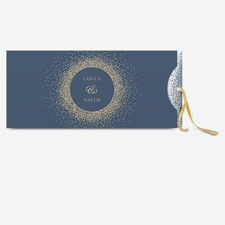 Hochzeit Einladungskarten Einsteckkarte