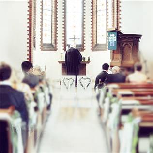 Hochzeit Kirchenheft