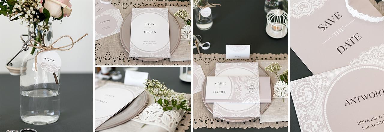 Hochzeit Einladungskarten