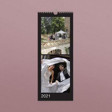 Fotokalender für die Küche