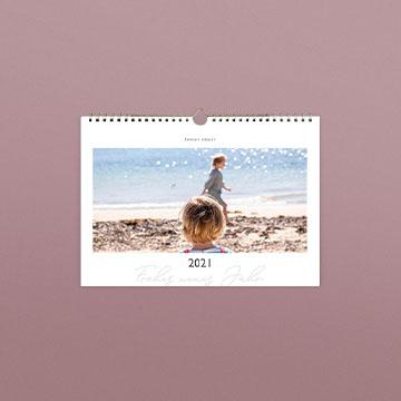 Fotokalender A4 quer
