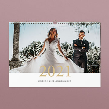 Fotokalender A3 quer