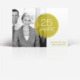 Einladungskarten Firmenfeier