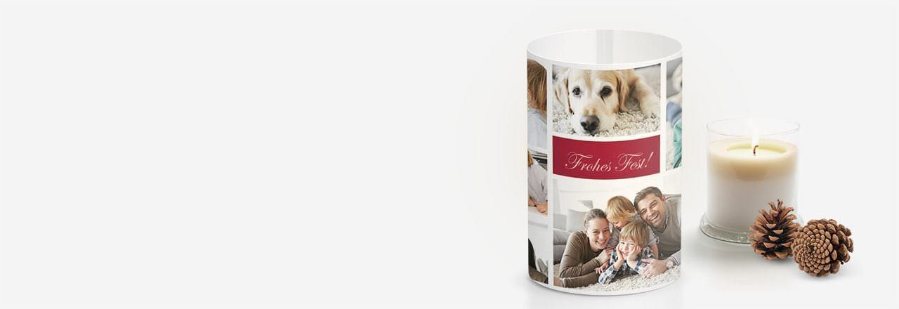 weihnachtskarten selbst gestalten mit foto ganz einfach. Black Bedroom Furniture Sets. Home Design Ideas