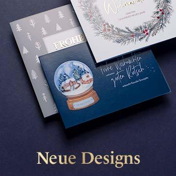 Neue Designs