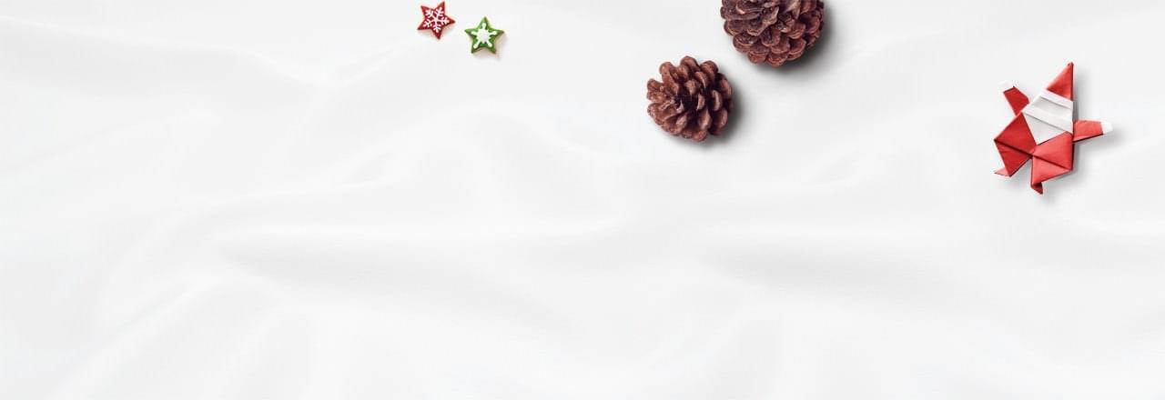 Geschenkaufkleber für Weihnachten