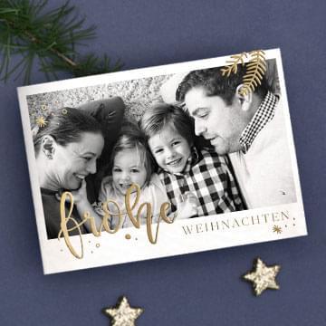 Neue Weihnachtskarten-Designs