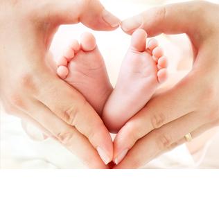 Image main bébé