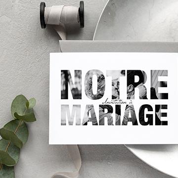 meilleures ventes cartes mariage original