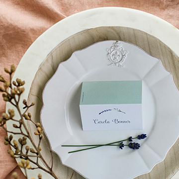 Hochzeitseinladungen rustikal
