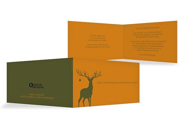 einladungen zur weihnachtsfeier einladungskarten drucken. Black Bedroom Furniture Sets. Home Design Ideas