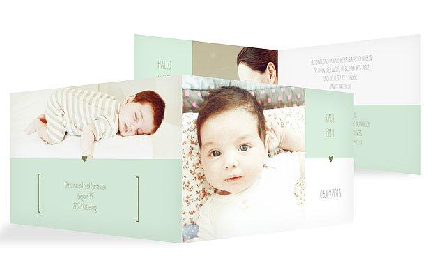 geburtskarten gestalten die sch nsten karten in 1 2 tagen. Black Bedroom Furniture Sets. Home Design Ideas