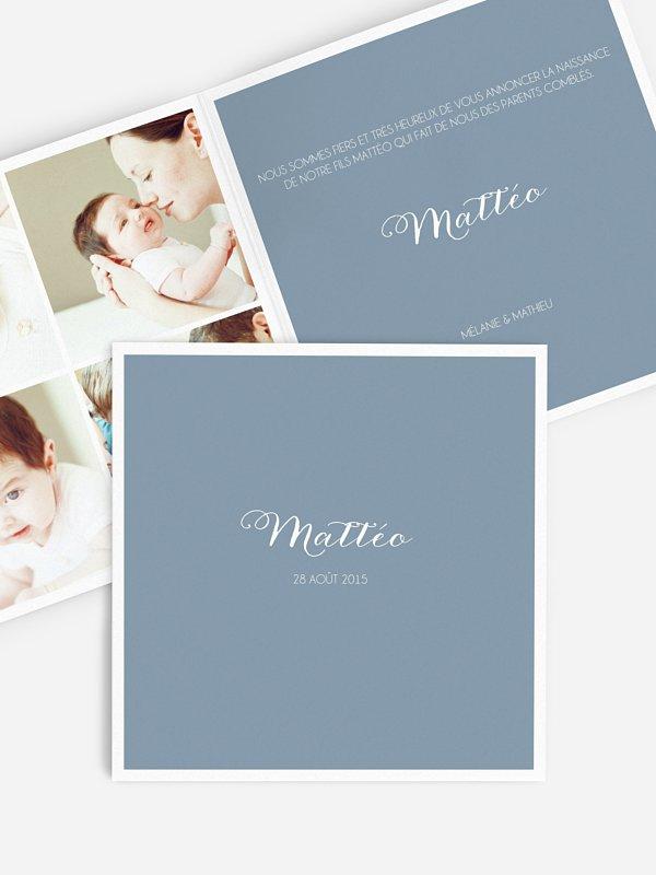 Faire-part naissance Lovely