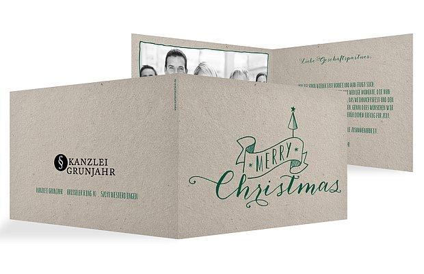 weihnachtskarten natural christmas. Black Bedroom Furniture Sets. Home Design Ideas