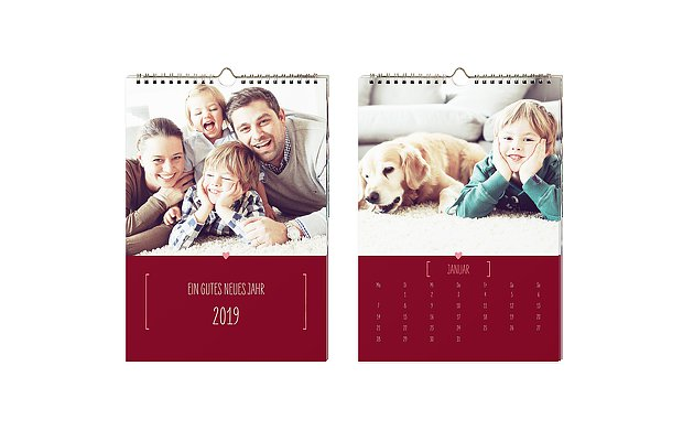 Wandkalender New Year