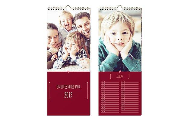 Wandkalender New Year