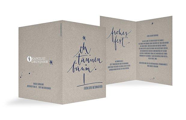 gesch ftliche weihnachtskarten 2018 mit logo drucken. Black Bedroom Furniture Sets. Home Design Ideas