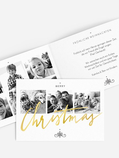 Christmas Calligraphy Premium