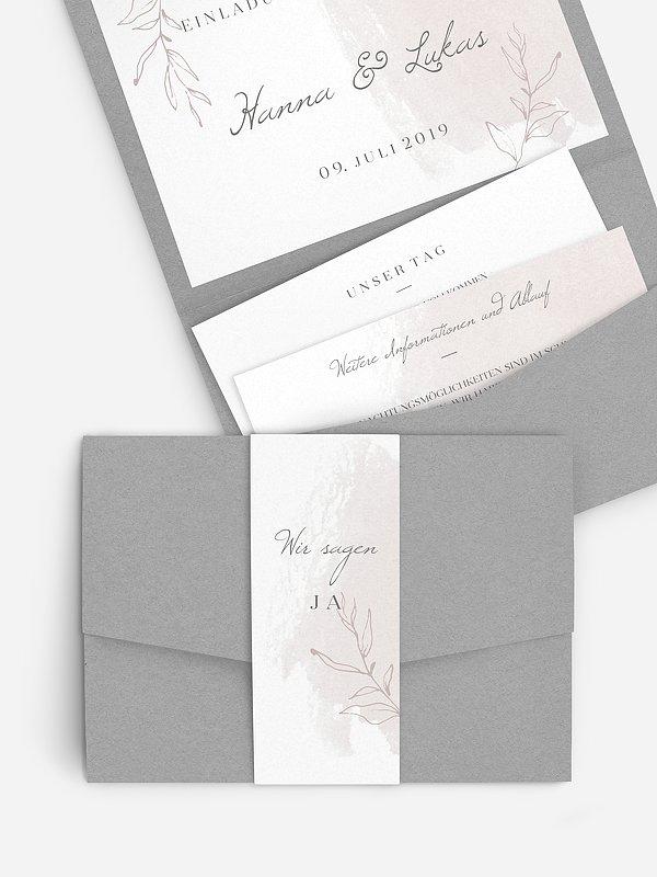 Hochzeitseinladung Grace