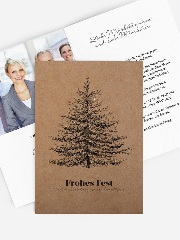 Weihnachtsfeier Pinetree
