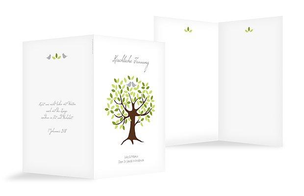Kirchenheft Baum