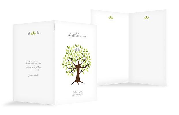 livret de messe l 39 arbre aux oiseaux. Black Bedroom Furniture Sets. Home Design Ideas