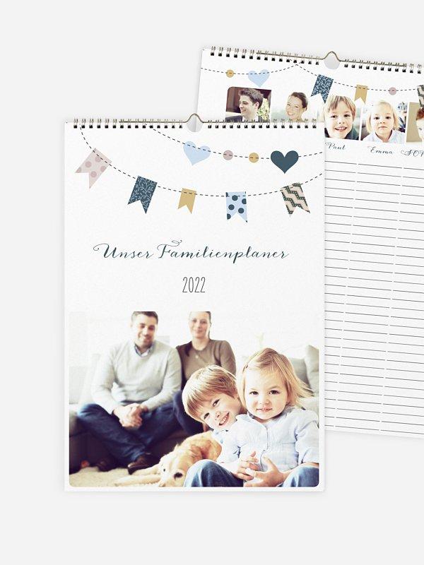 Familienkalender Festive