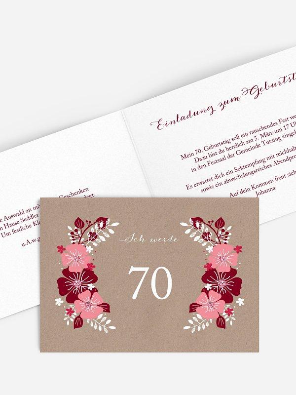 50 einladungstext kostenlos geburtstag Einladungen 50.