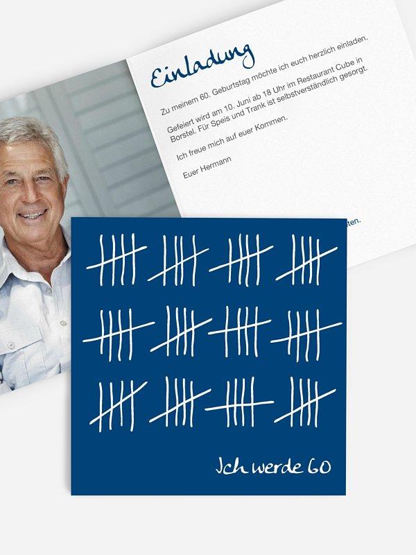 Einladungstexte 60 Geburtstag Kostenlos