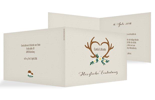 hochzeitseinladung: sprüche & zitate für ihre einladung, Einladung