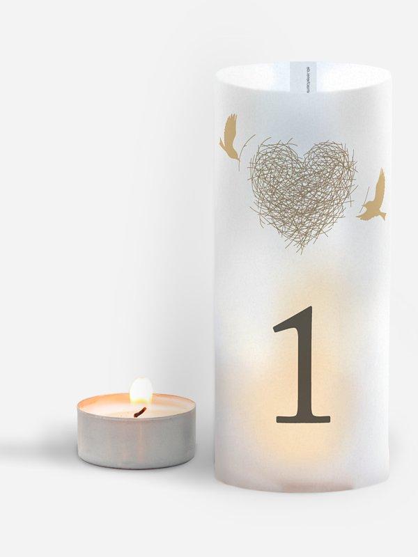 Tischnummer Liebesnest
