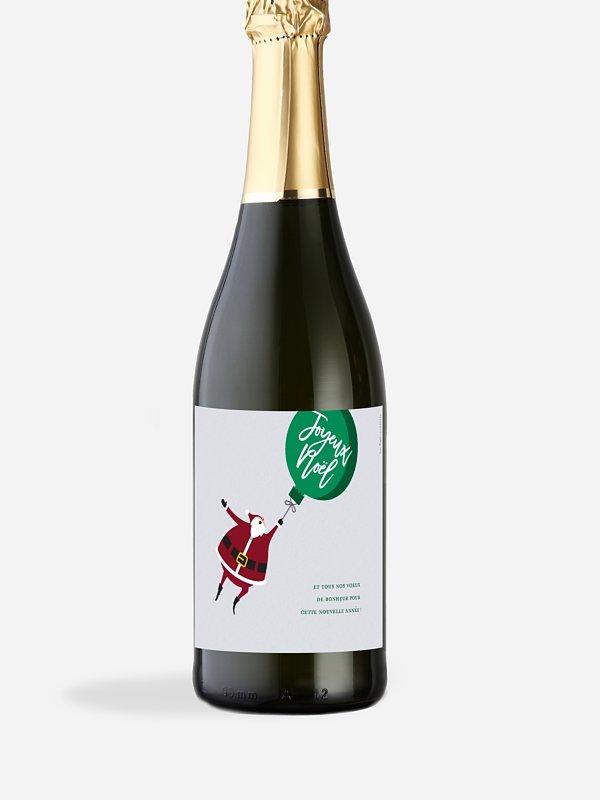 Étiquette pour bouteille Enjoy
