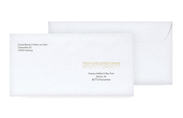 Briefumschlag Beschriften Schulanfang : Umschläge mit adressaufdruck für hochzeitskarten
