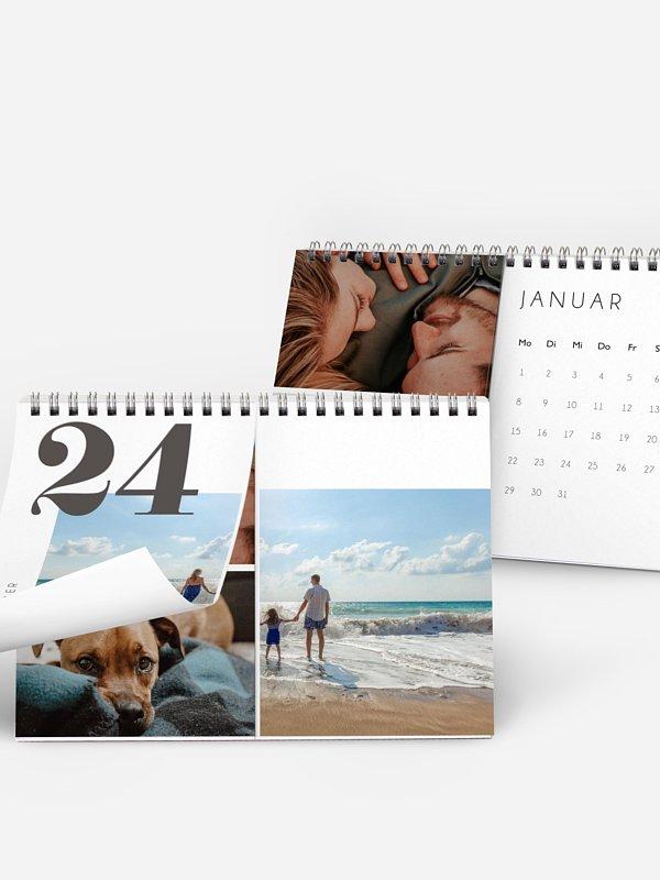 Tischkalender Modern Times