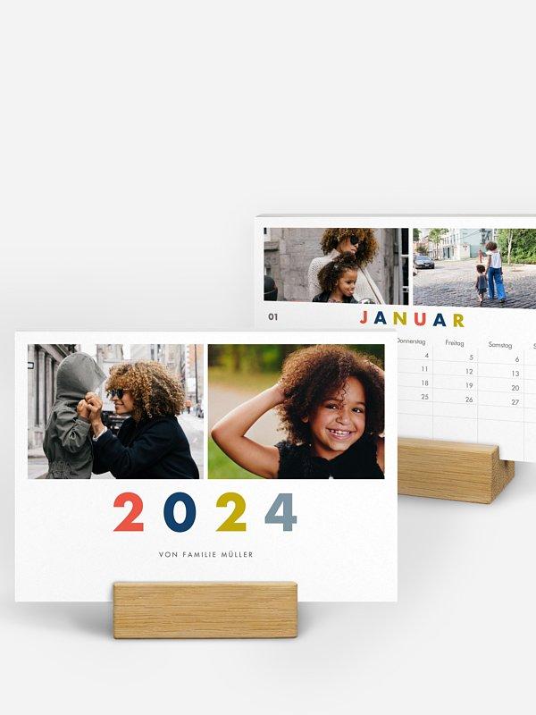 Fotokalender Glücksgrüsse
