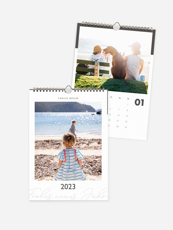 Wandkalender Fotojahr
