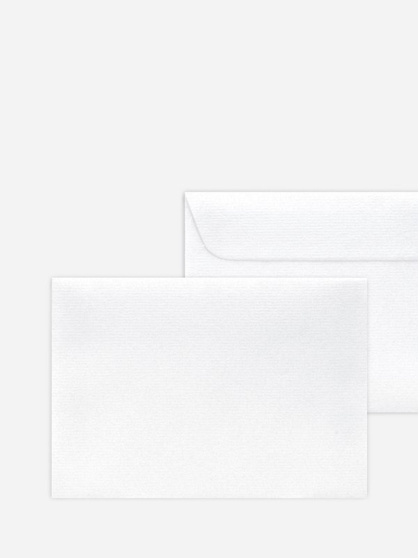 Enveloppe rectangulaire