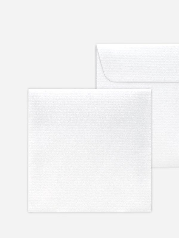 Briefumschlag quadratisch