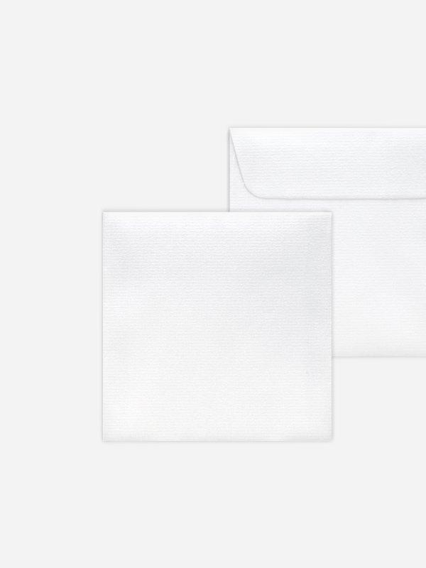 Briefumschlag quadratisch klein