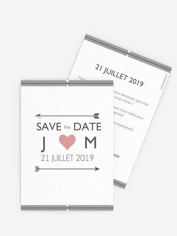 Save the date Flèches croisées