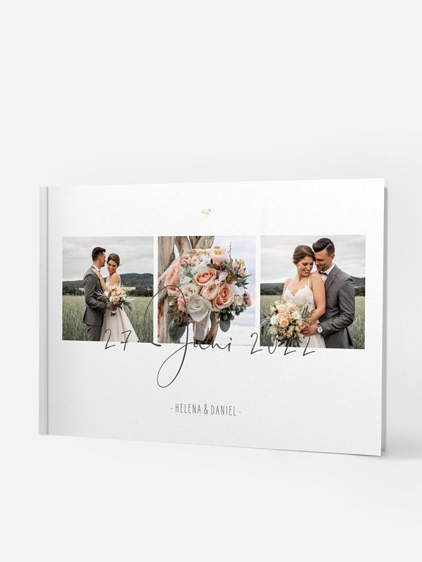 Fotobuch Hochzeit Glücksfotos