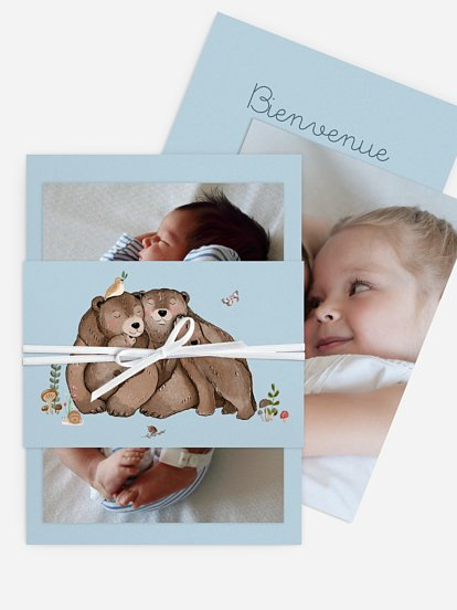 Famille ours