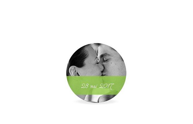 Étiquette cadeau mariage Imagé