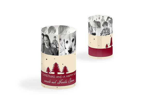 """Weihnachtskarte """"Winterlandschaft"""""""