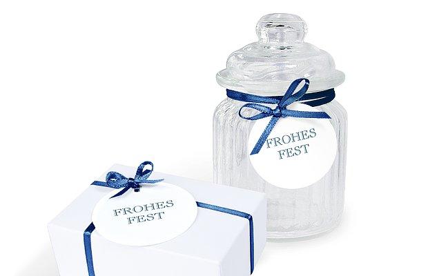 Geschenkeanhänger Schriftlich
